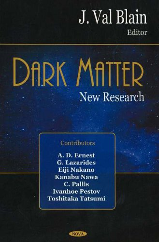 Dark Matter: New Research