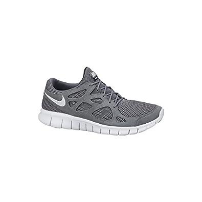 Nike Free Run 2, Herren Laufschuhe, Grau Grau grau