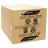 100% Recycled Mailing Storage Box, Letter/Legal, Brown, 12/Pack, Sold as 1 Bundle