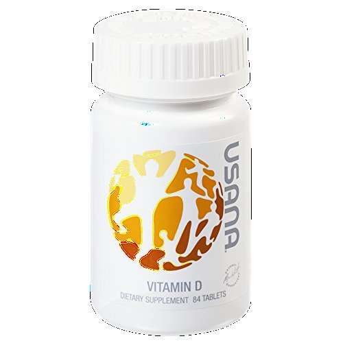 Usana Vitamin D (2 New Bottles) (2 bottles) by USANA