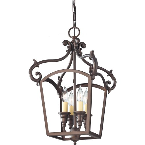 Feiss F2801 4ORB Luminary Chandelier product image