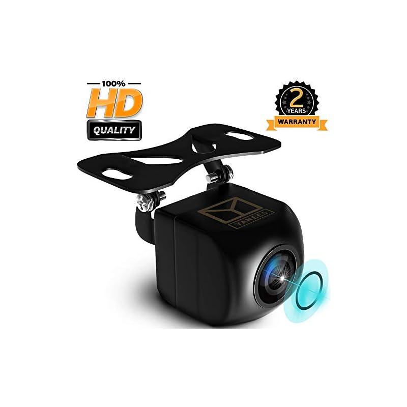 Car Backup Camera - HD 1080p - Rear View