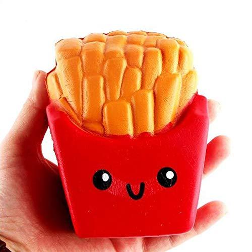 Squshy mushy patatine fritte