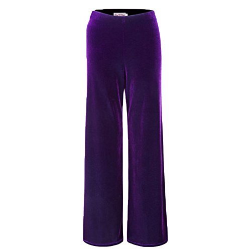 MISS n MAM - Pantalón - para mujer morado