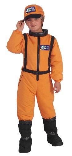 Forum Novelties Shuttle Commander Costume Uniform  Child Small
