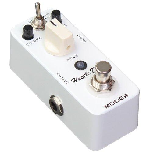 Mooer Audio Hustle Drive, drive micro pedal