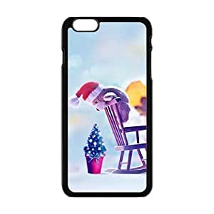 Christmas cute bear decoration Phone Case for Iphone 6