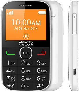 Alcatel-2004-C-Telfono-libre-8-MB-de-RAM-16-MB-de-memoria-interna-color-blanco