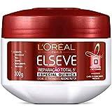 Creme de Tratamento Reparação Total 5 Química Elseve 300 ml, L'Oréal Paris