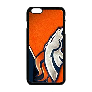 Cool Painting denver broncos Phone Case for Iphone 6 Plus