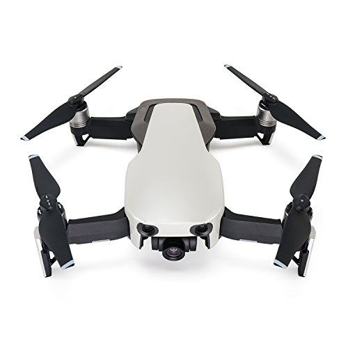 Wrapgrade Poly Skin for DJI Mavic Air | Unit A: Colored Parts and Rear Trim (Madagascar Pearl)