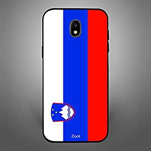Samsung Galaxy J4 Slovenia Flag