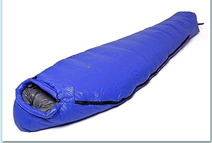 Camping bolsas de dormir, luz al aire libre abajo saco de dormir primavera y el