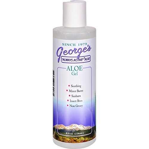 Georges Aloe Vera Gel - For Minor Burn - Sunburn - Insect Bi