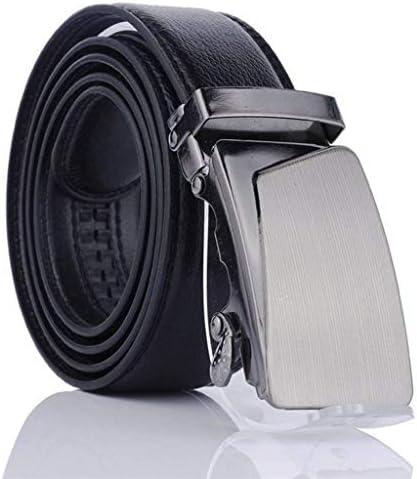 ベルト メンズ バックル 人造革 メンズ カジュアル おしゃれ 長いベルト オートロック式 ウエスト ベルト 調整可能 紳士ベルト ビジネス 仕事 ギフト用