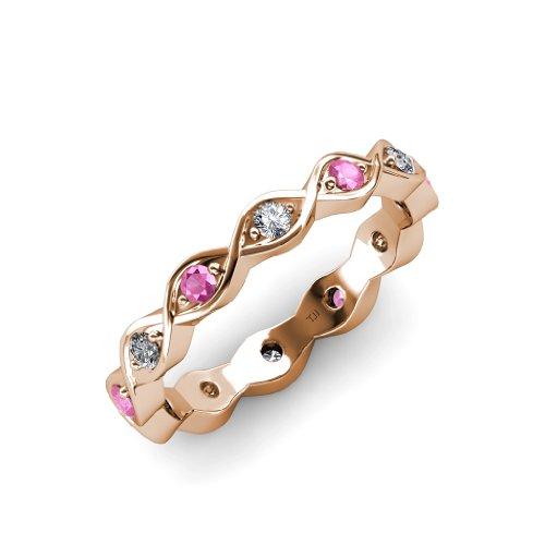 0.28 Ct Pink Diamond - 5