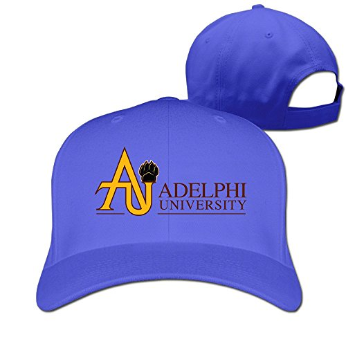 Logon 8 Cool Adelphi University Cap Hat One Size RoyalBlue You Can
