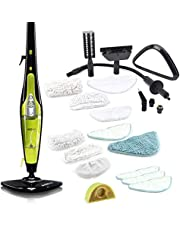 H2O HD PRO Steam Cleaner - Kills 99.9% of Bacteria Without Cleaning Chemicals