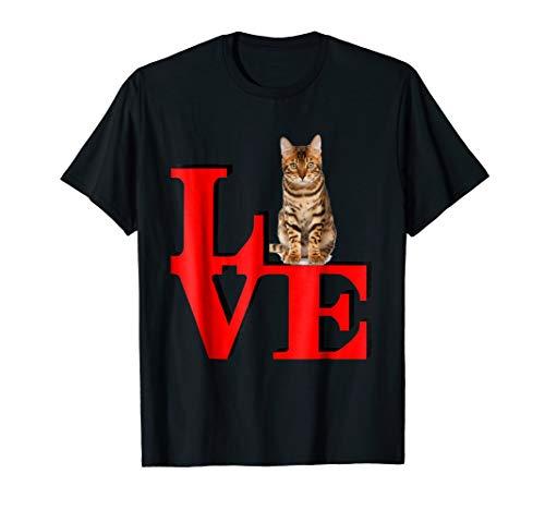 Bengal Love Park I love my Cat