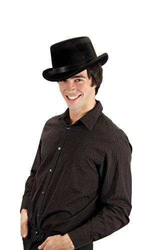 elope Black Top Hat (Little Top Hat Costume)