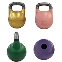 Perfect Pro Grade Kettlebells | Competition Kettlebells Meets Competition Specs