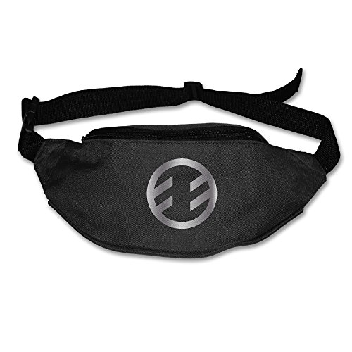 Fireflight Band Platinum Logo Running Waist Pack Bag (Wendy Adams Family)