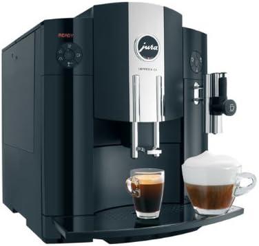 Jura IMPRESSA C9 - Cafetera (Independiente, Negro, Espresso ...