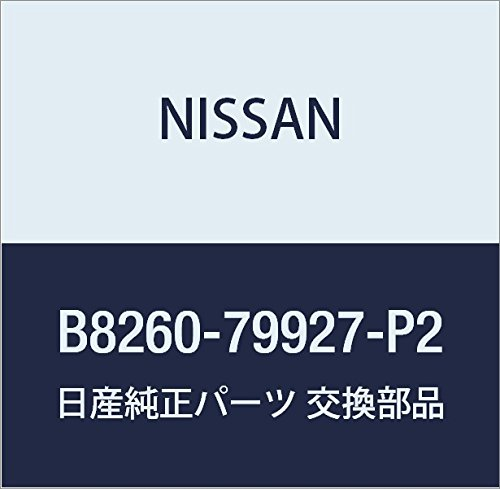 NISSAN (日産) 純正部品 2DINテレビ&ナビゲーシヨン 品番B8260-79927-P2 B01LWMRUZO