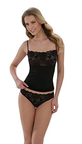 Speidel - Bikini - para mujer Black - Schwarz / Vino