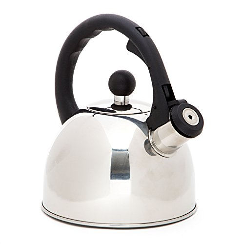 HULLR Stainless Steel Quick Water Boiling Tea Whistling Kett