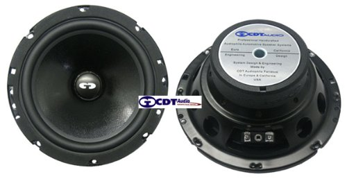 Cl-61a-25 Pro - CDT Audio Classic 6.5'' 2-way Component Speakers