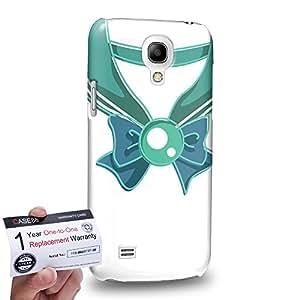 Case88 [Samsung Galaxy S4 Mini] 3D impresa Carcasa/Funda dura para & Tarjeta de garantía - Sailor (Series Moon) Nepturn Vintage