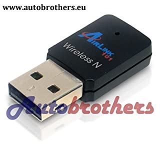AIRLINK WIRELESS N USB ADAPTER DRIVER DOWNLOAD FREE