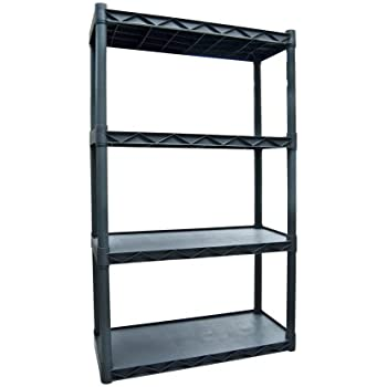 Amazon Com Plano Molding 904 Four Shelf Utility Shelving