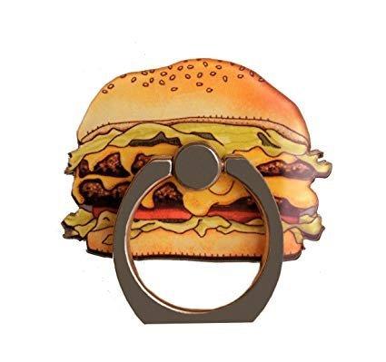 Phone Ring Stand -Food & Bevrage (burger)