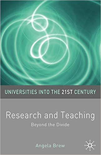 Research and Teaching Beyond the Divide