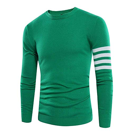 Y Jerseys Estilo Coreana Salón Green Adelgazan Ropa Redondo Cuello Fashion La Del Versión De Hombres The Con Lana Hx Que Tamaños Los Color Cómodos TtYaqHnw