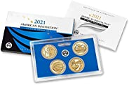 2021 S 4 Coin American Innovation Proof $1 Coins - in OGP with CoA Proof