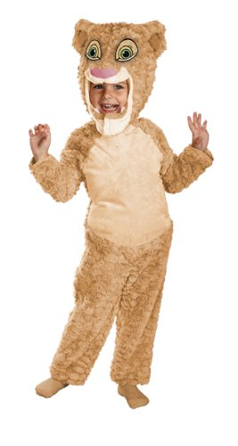 Lion King Nala Deluxe Toddler Costume (2T) (Lion Costume 2t)