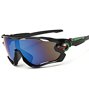 Phellps Newest Outdoor Sports Sunglasses - Professional Fashion Cycling Hiking Skiing or Fishing.