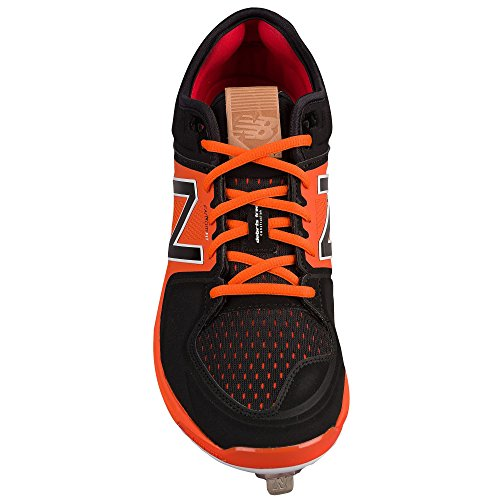 New Balance Men's L3000v3 Metal Baseball Shoe Orange free shipping footaction under $60 classic sale online h49AJZ6qZ8