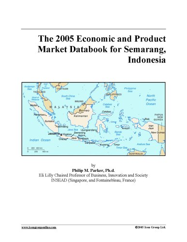 The 2005 Economic and Product Market Databook for Semarang, Indonesia PDF