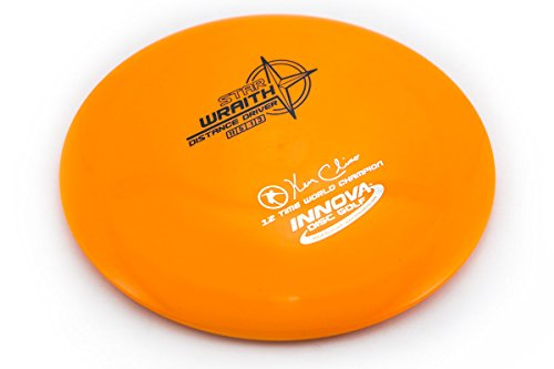 (Innova Star Wraith Distance Driver Golf Disc [Colors may vary] - 170-172g)