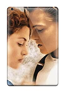 Pamela Sarich's Shop 6012785J35968326 Tpu Case Cover For Ipad Mini 2 Strong Protect Case - Titanic Love Couple Rose And Jack Design