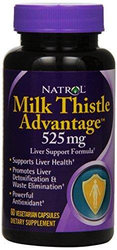 Natrol Thistle Advantage V Caps 525mg