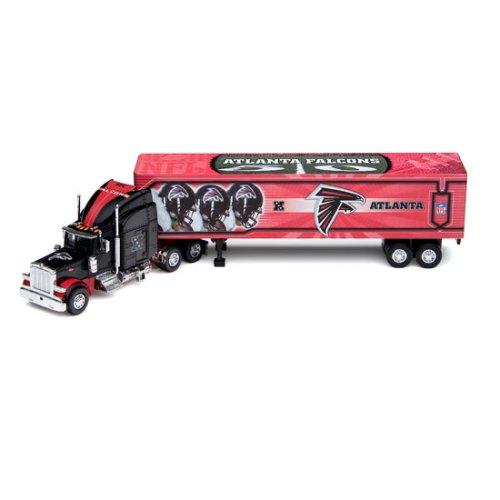 (Atlanta Falcons 2006 NFL Peterbilt Tractor-Trailer)