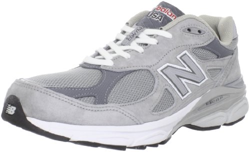 New Balance Women's W990 Running Shoe,Grey,6 D US