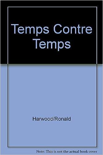 Livre Temps Contre Temps pdf