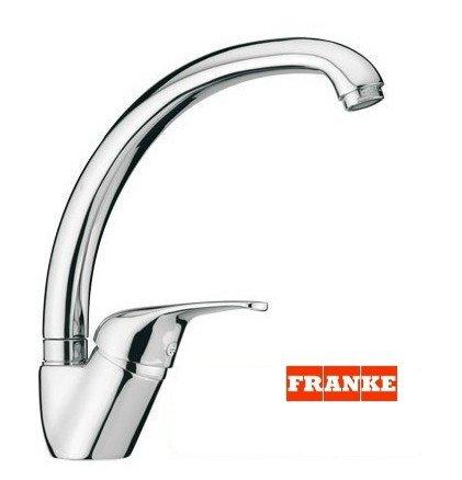 Miscelatore FRANKE SMERALDO CROMATO rubinetto per lavello cucina ...