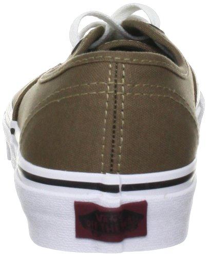 Vans Unisex Authentic Sneakers Shitakeblack M8 W9.5